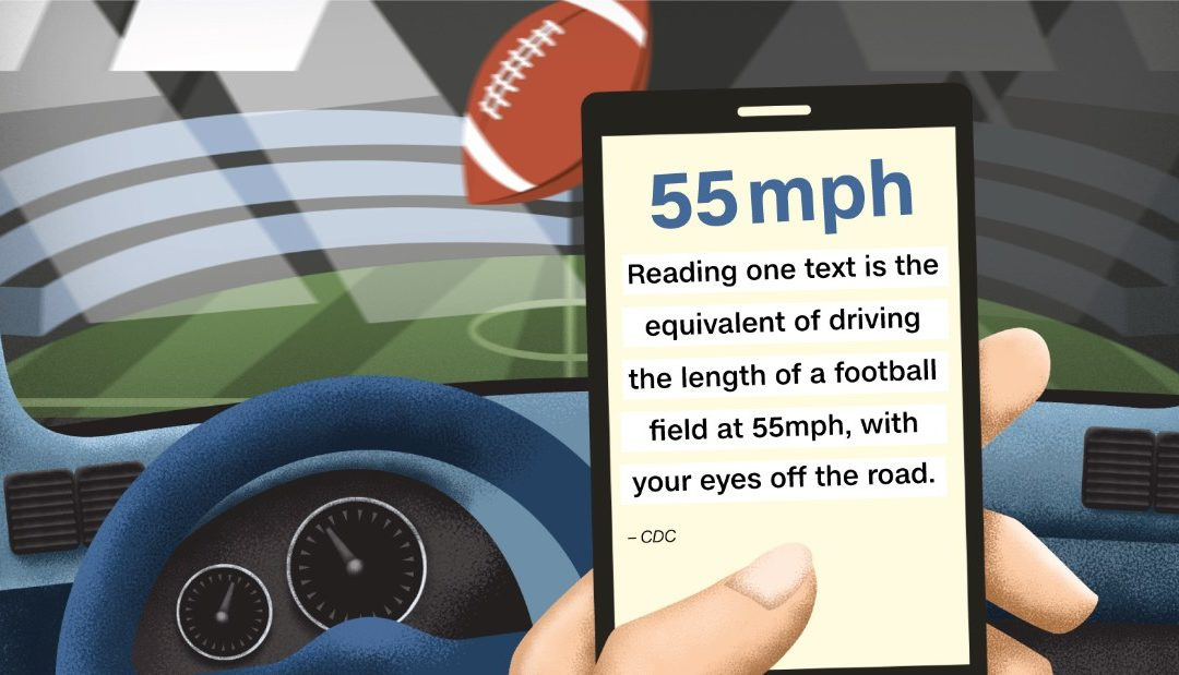 Distracted Driving: A Growing Epidemic